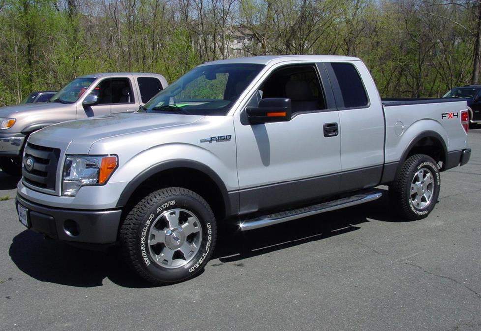Upgrading The Stereo System In Your 2009 2014 Ford F 150 Supercab
