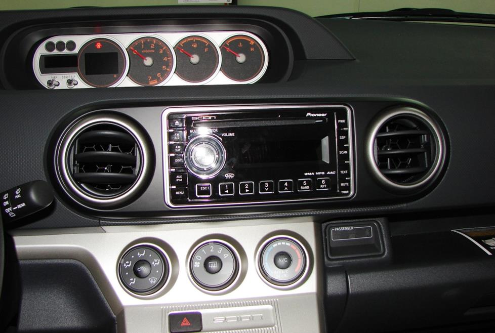 Scion xB radio