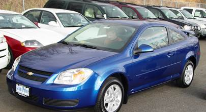 2005-2010 Chevrolet Cobalt and Pontiac G5/Pursuit