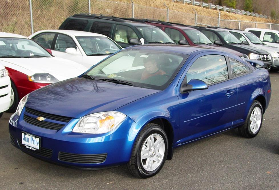 2005-2010 Chevrolet Cobalt Car Audio Profile