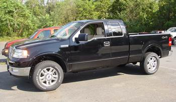 2004-2008 Ford F-150 SuperCab