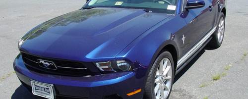 2010-2014 Ford Mustang coupe