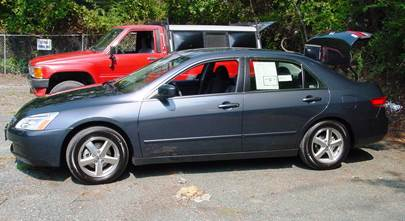 2003-2007 Honda Accord sedan