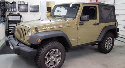 2011-2014 Jeep Wrangler and Wrangler Unlimited