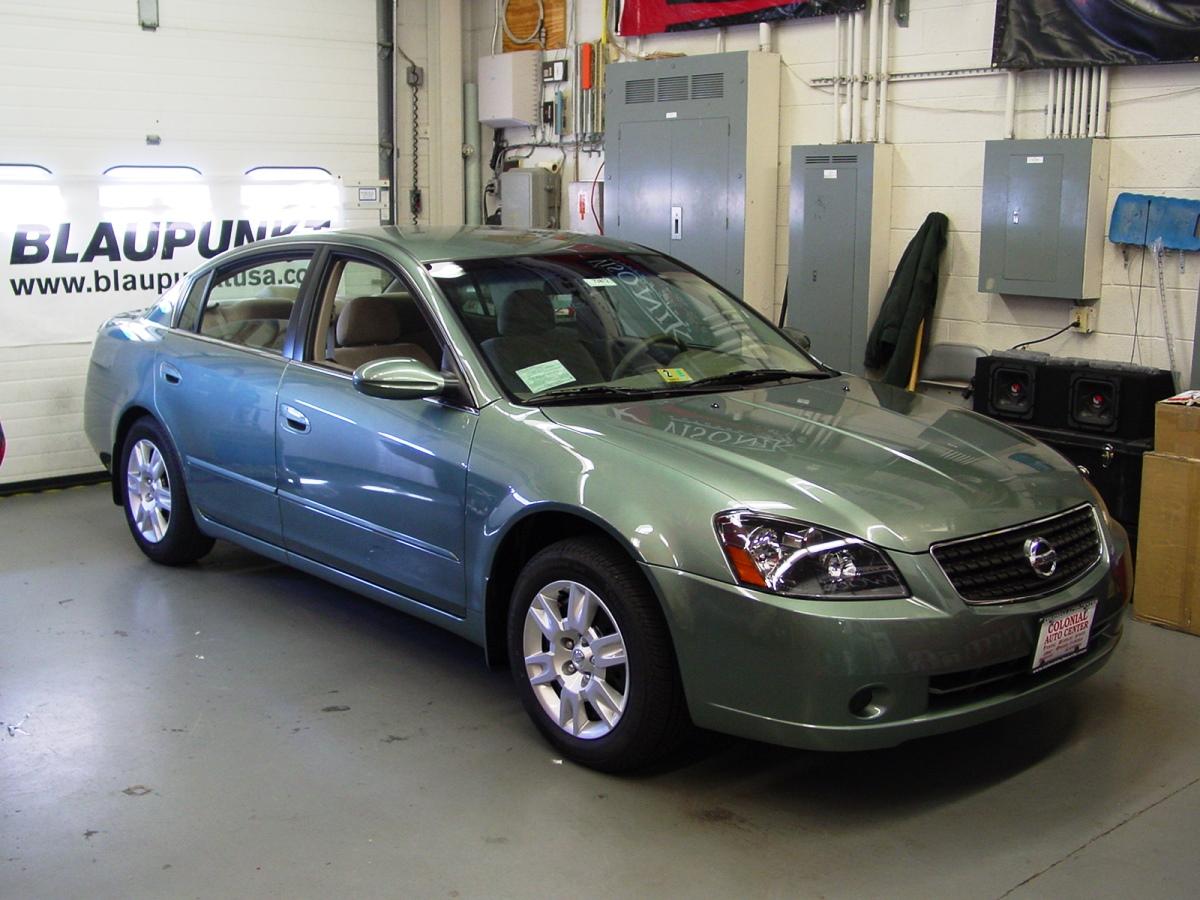 2005 2006 Nissan Altima Car Audio Profile Subaru Impreza Front Speaker Wiring Harness