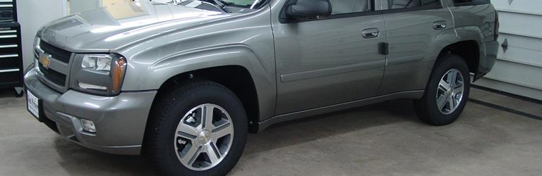 2008 Chevrolet TrailBlazer Exterior