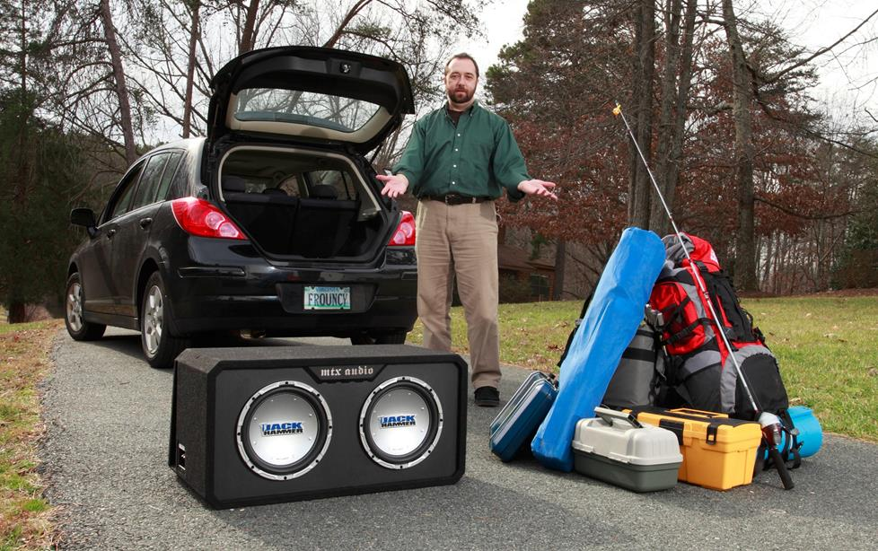 Undercover Subwoofers — Gain Bass Without Losing Space