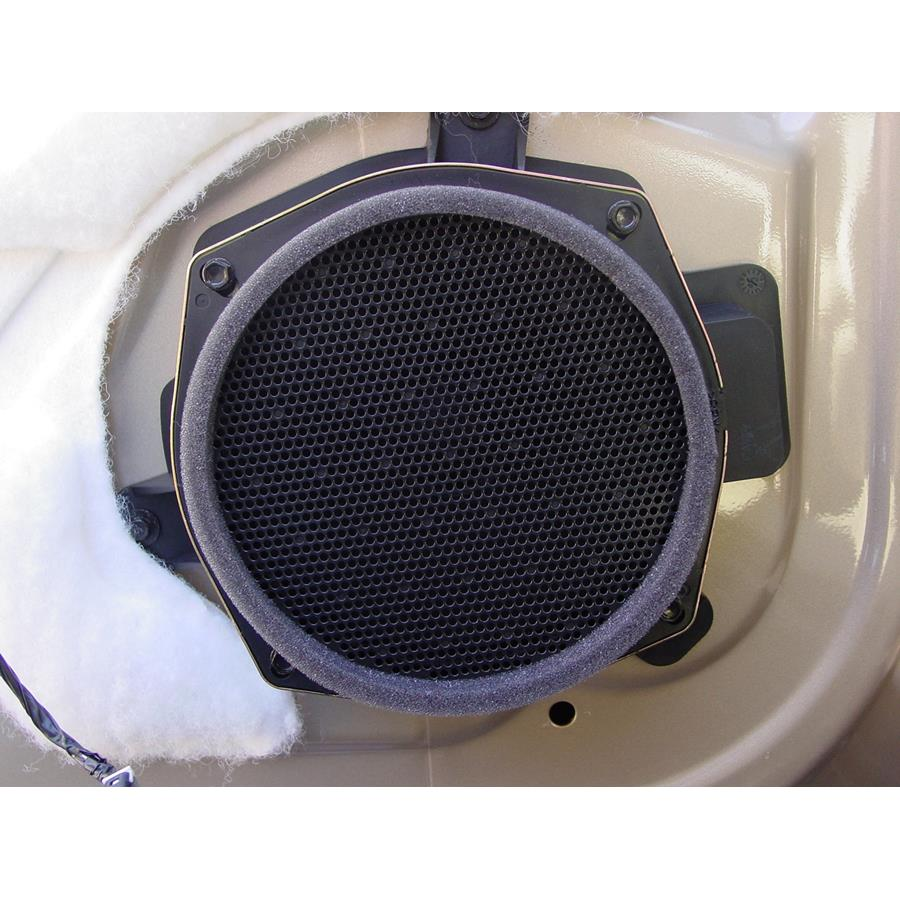 2008 Chevrolet Malibu (Classic) Front door speaker