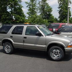 2001 GMC Jimmy Exterior