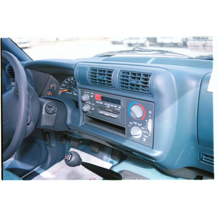 1997 Chevrolet Blazer Other factory radio option