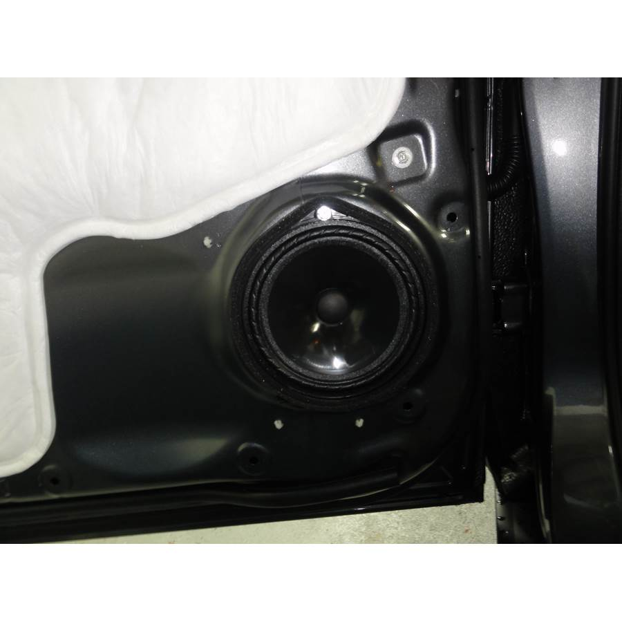 2017 Honda Odyssey Touring Elite Front door speaker
