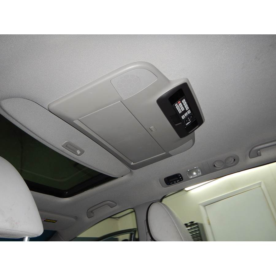 2017 Honda Odyssey Touring Elite Rear roof speaker location