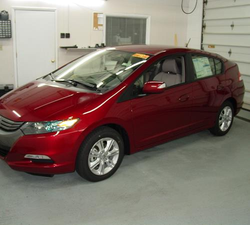 2014 Honda Insight Exterior