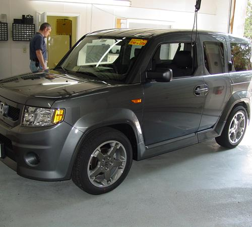2007 Honda Element EX Exterior