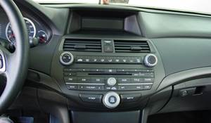 2009 Honda Accord LX-S Factory Radio