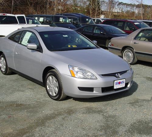 2005 Honda Accord EX Exterior