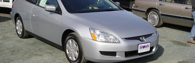 2004 Honda Accord LX Exterior