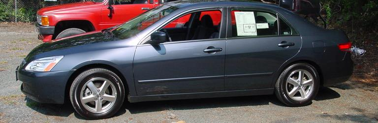 2005 Honda Accord DX Exterior