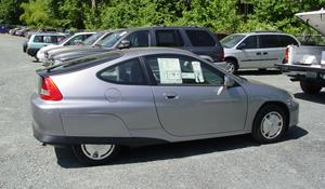 2006 Honda Insight Exterior