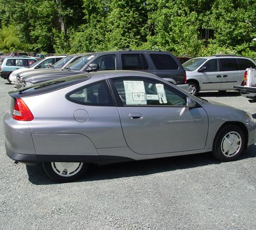 2000 Honda Insight Exterior