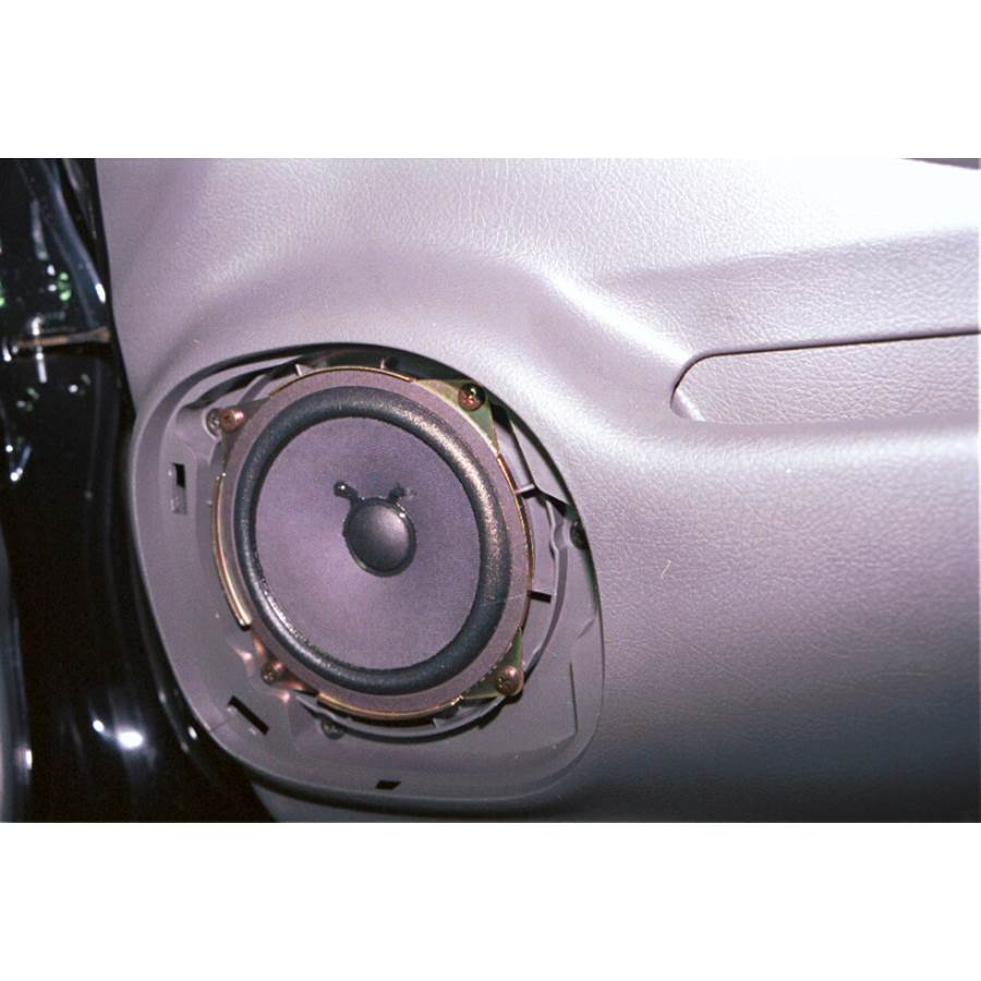 2001 Isuzu Rodeo Front door speaker