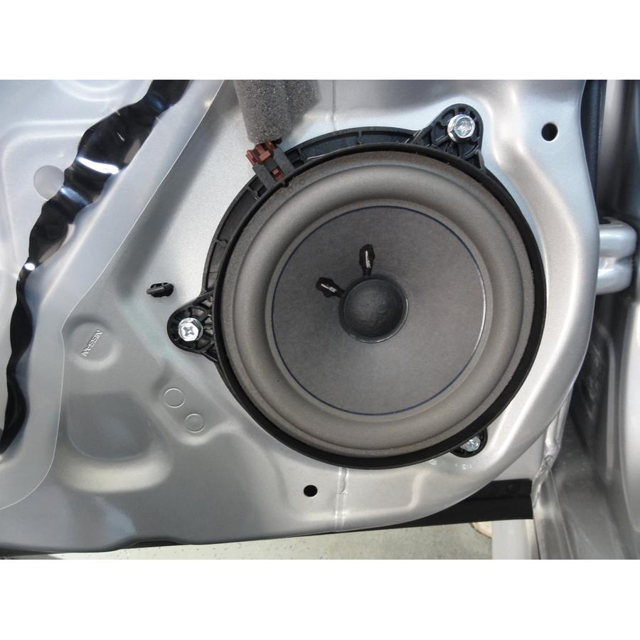2016 Nissan Sentra Rear door speaker