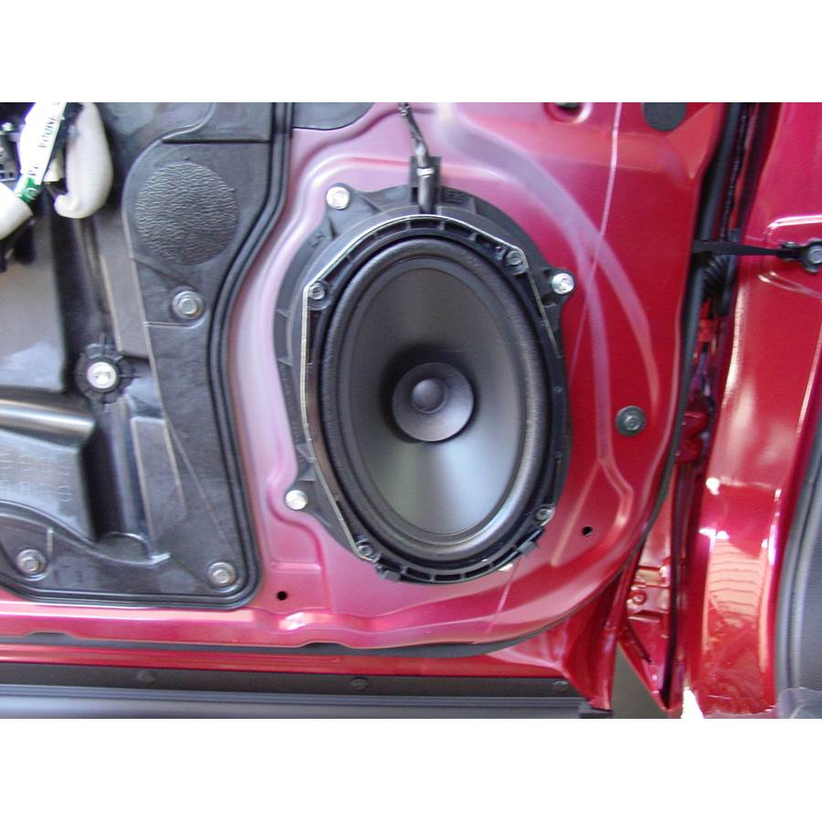 2011 Nissan Rogue Front door speaker