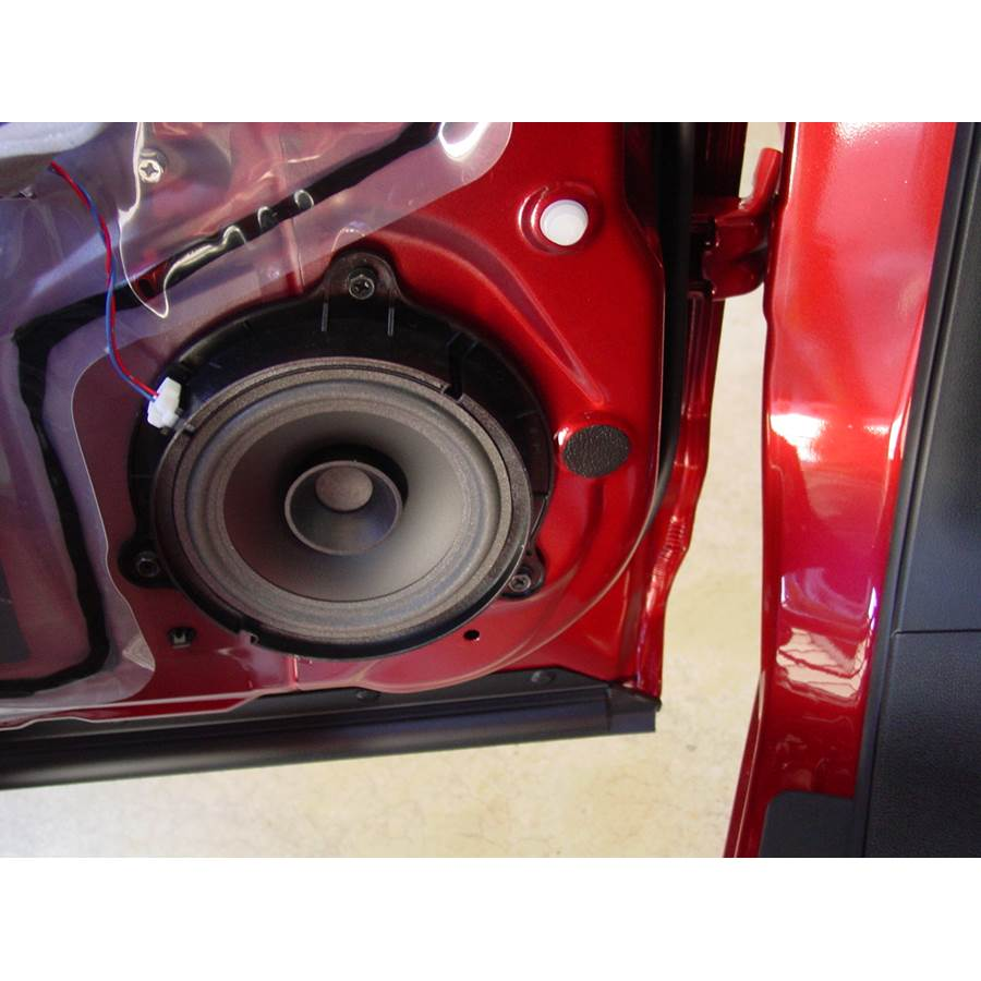 2011 Nissan Rogue Rear door speaker
