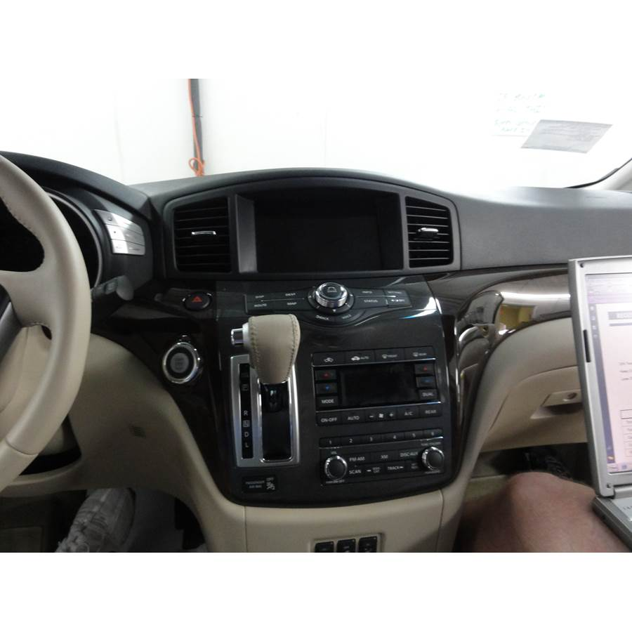 2013 Nissan Quest Factory Radio