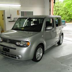2014 Nissan Cube Exterior