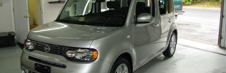 2013 Nissan Cube Exterior