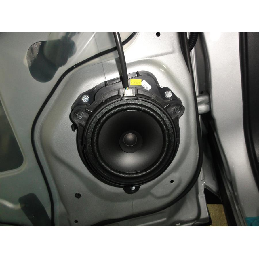 2017 Nissan Pathfinder Rear door speaker