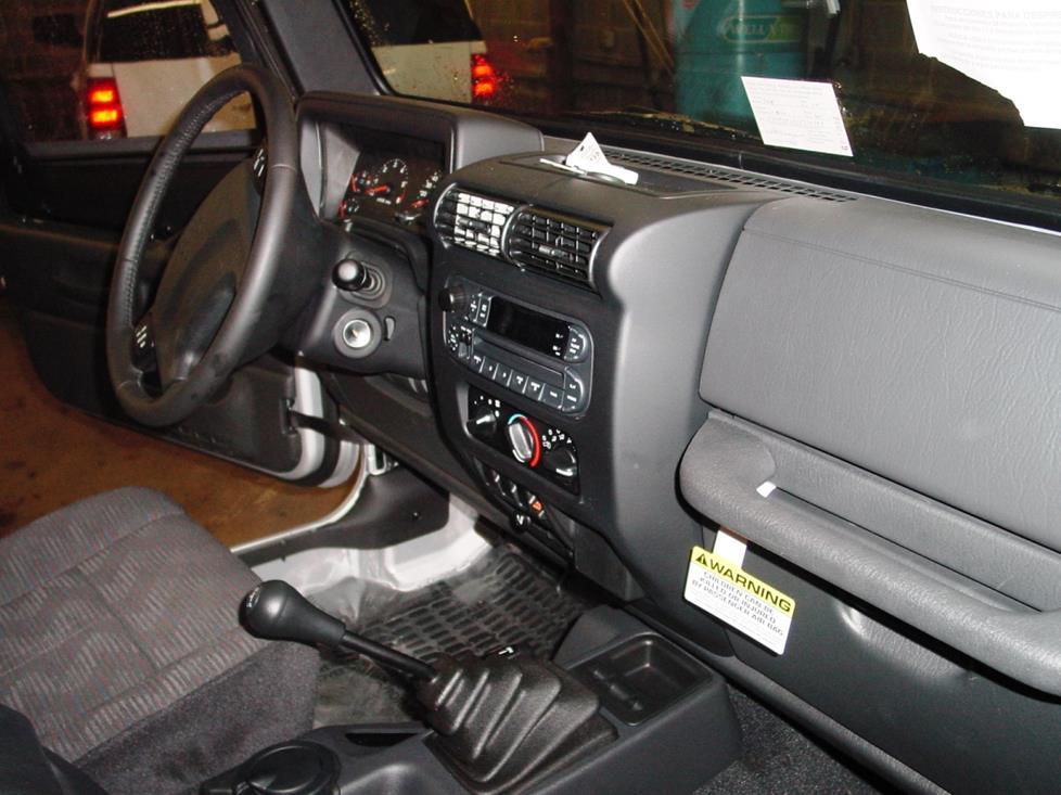 2003 2006 jeep wrangler car audio profilejeep wrangler factory radio