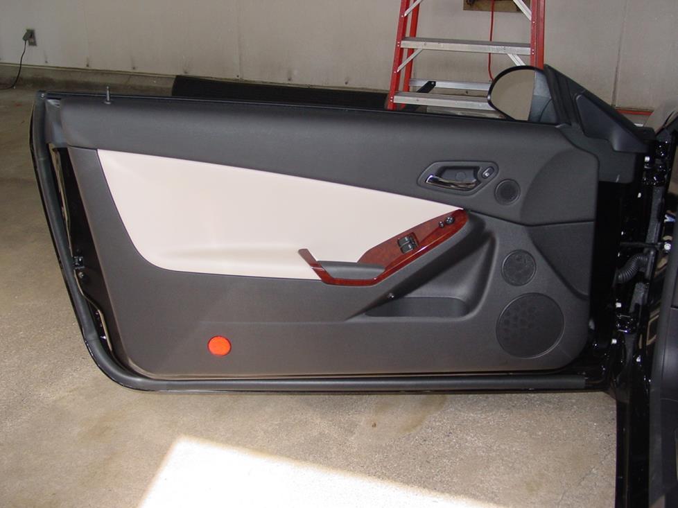pontiac g6 front door