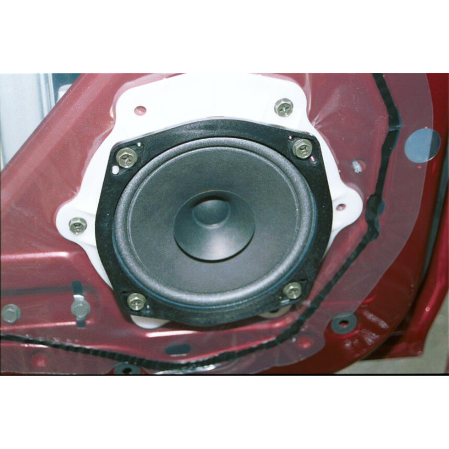 2004 Nissan Pathfinder SE Rear door speaker