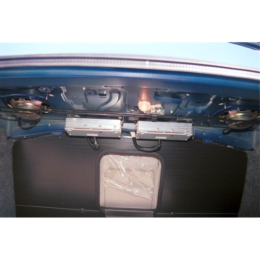 1997 Nissan Altima Factory amplifier