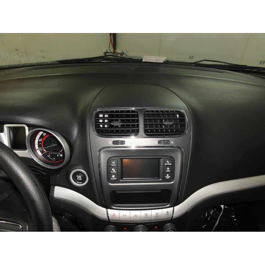 2016 Dodge Journey Factory Radio