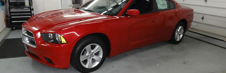 2012 Dodge Charger Exterior