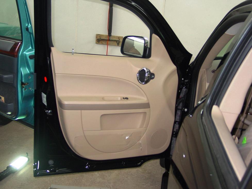 2011 chevy hhr inside door handle replacement
