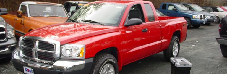 2009 Dodge Dakota Exterior