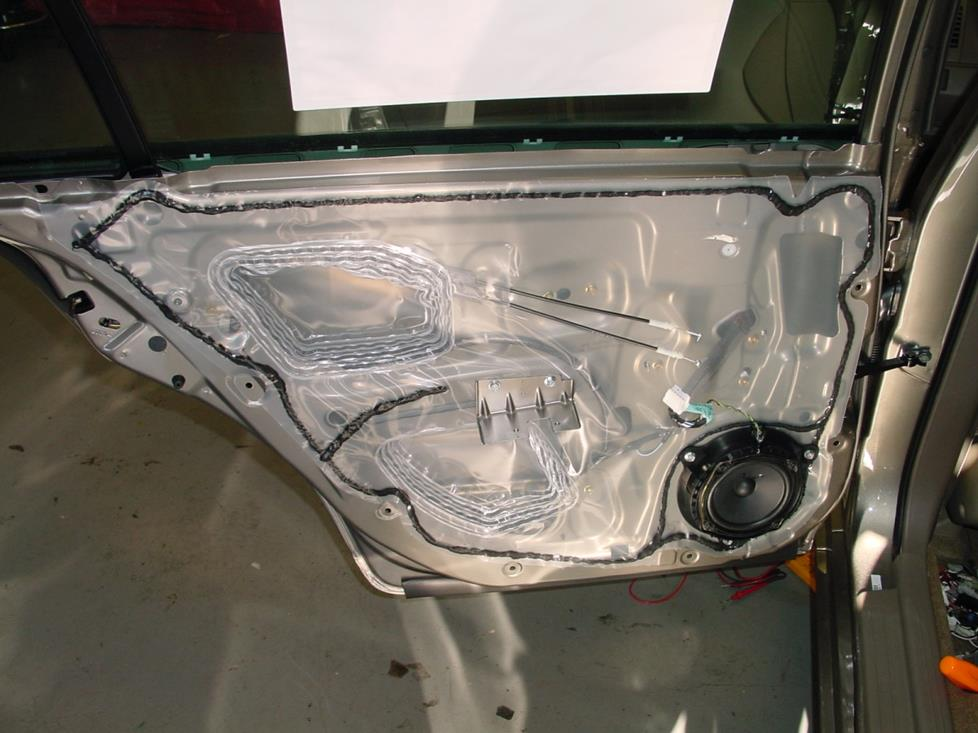 nissan altima rear door
