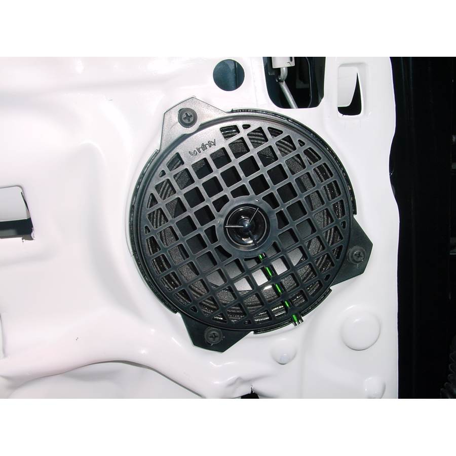 2003 Dodge Ram 3500 Rear door speaker