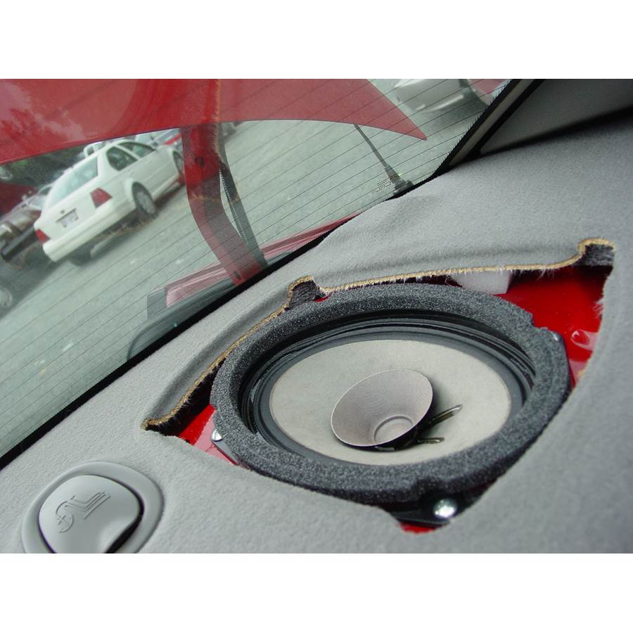2001 Dodge Stratus Rear deck speaker