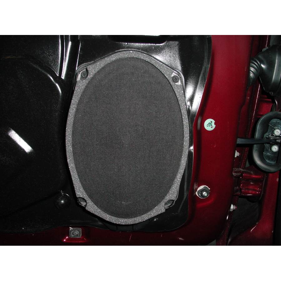 2001 Dodge Stratus Front door speaker