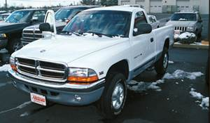 2000 Dodge Dakota Exterior