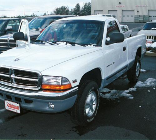 1999 Dodge Dakota Exterior