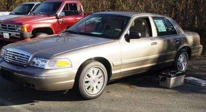2003-2011 Ford Crown Victoria and Mercury Grand Marquis