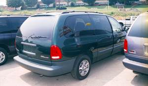 1997 Chrysler Town and Country Exterior