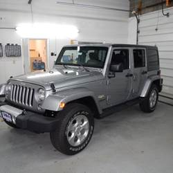 2018 Jeep Wrangler Unlimited (JK) Exterior