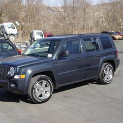 2017 Jeep Patriot Exterior